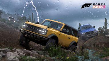 Forza Horizon 5: la Ford Bronco 2021 Badlands presente nel gioco