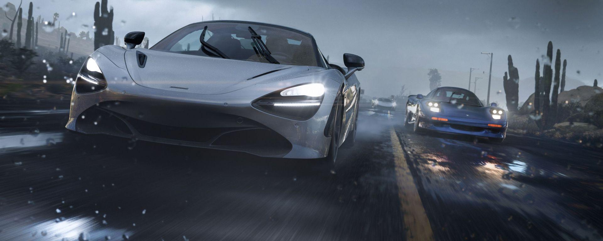 Forza Horizon 5: screenshot del nuovo gioco di corse di Microsoft