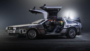 Forza Horizon 5: torna la DeLorean DMC-12