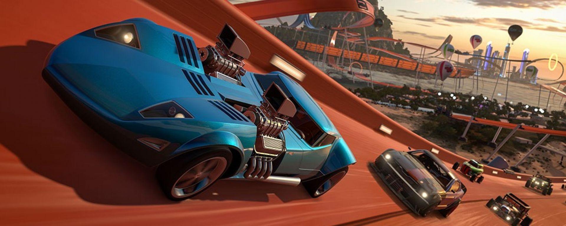 Forza Horizon3 Hot Wheels comprende nuovi tracciati e modelli