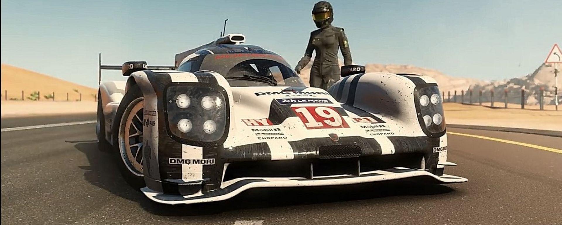 Forza Motorsport 7: la Porsche 919 Hybrid