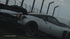 Forza Motorsport 7: si noti lo sporco sulla carrozzeria