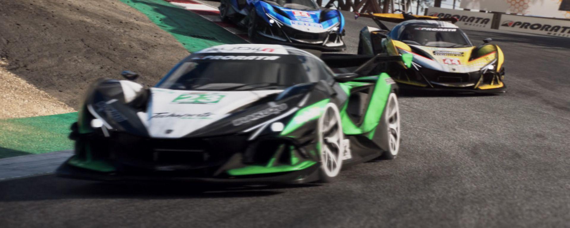 Forza Motorsport 8: il videogioco arriverà con la nuova consolle Xbox Series X