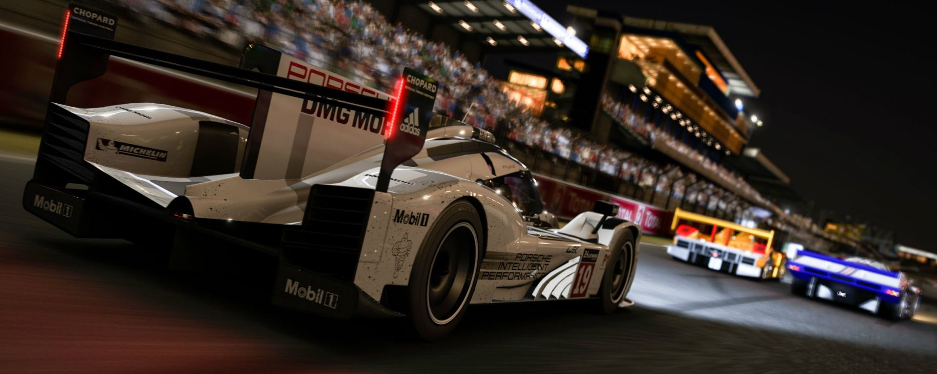 Forza RC stagione 3: la Porsche Cup, uno screenshot del videogame