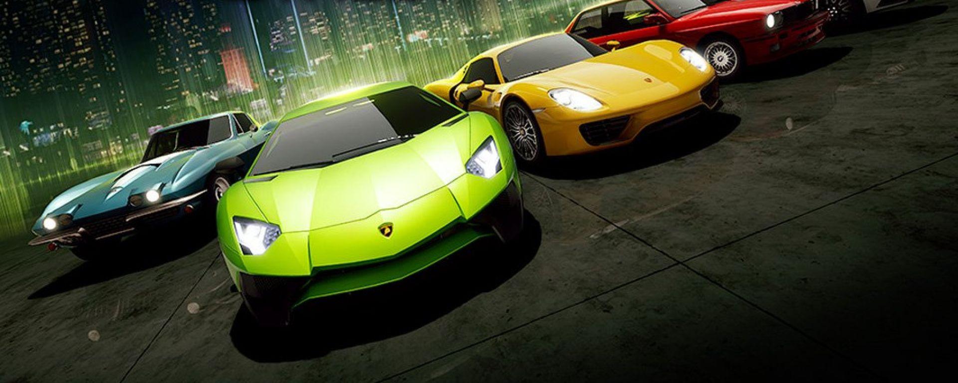 Forza Street disponibile per il download su Android e iOs