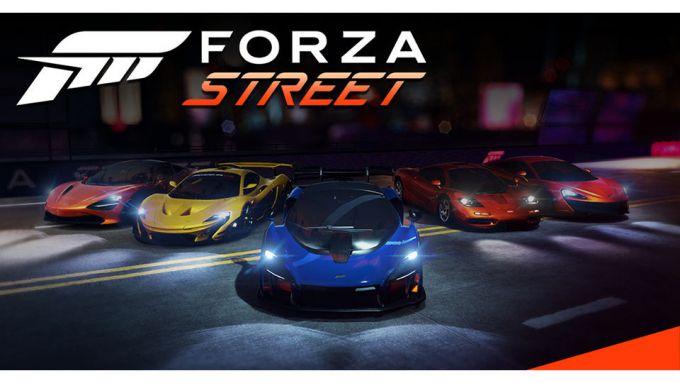 Forza Street, il nuovo racing game di Microsoft