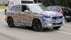 Foto spia della nuova BMW X1 2022