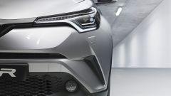 Prime foto ufficiali di Toyota C-HR, presto al Salone di Ginevra - Immagine: 3