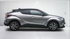 Prime foto ufficiali di Toyota C-HR, presto al Salone di Ginevra - Immagine: 2