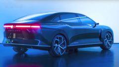 Foxtron Model E, l'auto elettrica Foxconn con design Pininfarina