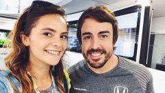 F1 2018: Francesca Michielin dedica una canzone ad Alonso