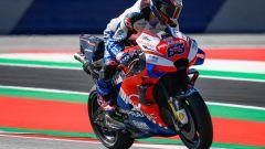 Francesco Bagnaia (Ducati Pramac) in pista in Austria
