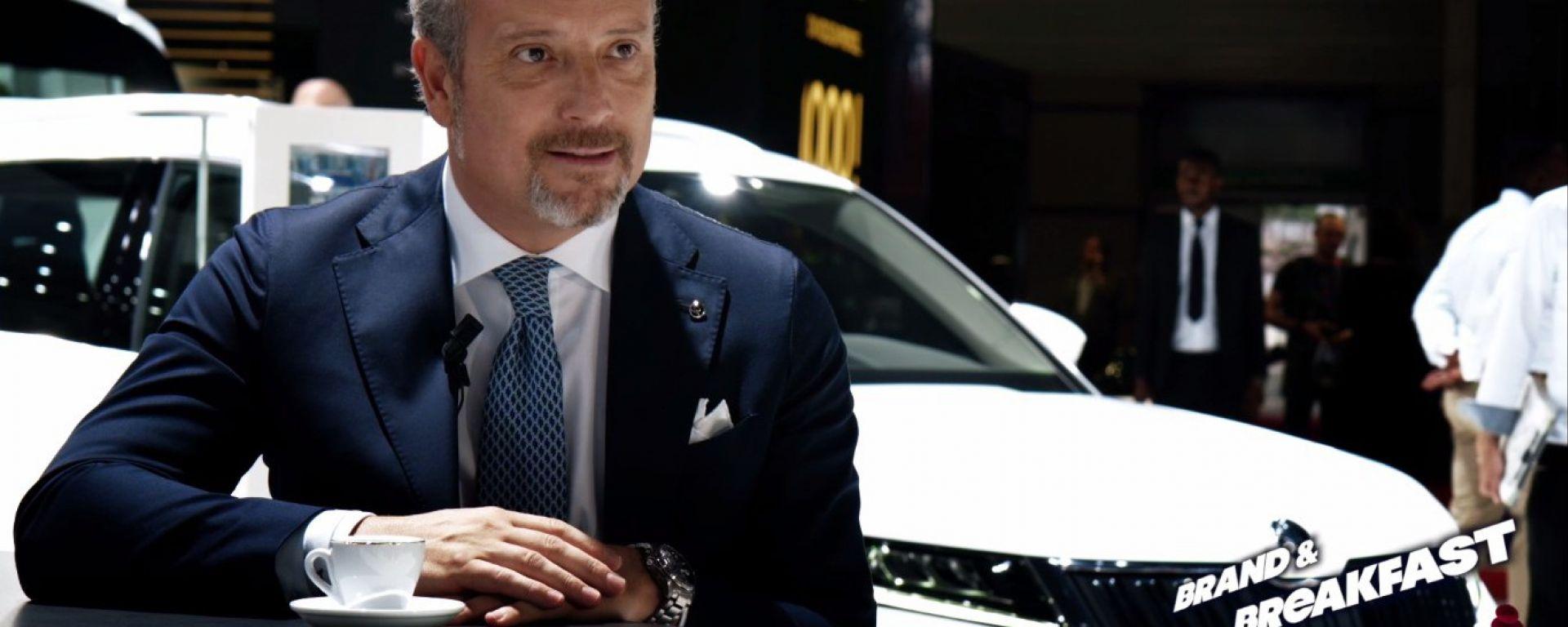 Francesco Cimmino, Direttore di Škoda Italia