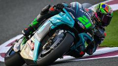 MotoGP Qatar 2021, FP1: Morbidelli davanti ad Aleix Espargaro