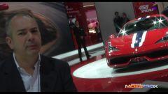 Francoforte 2013, lo stand Ferrari - Immagine: 1