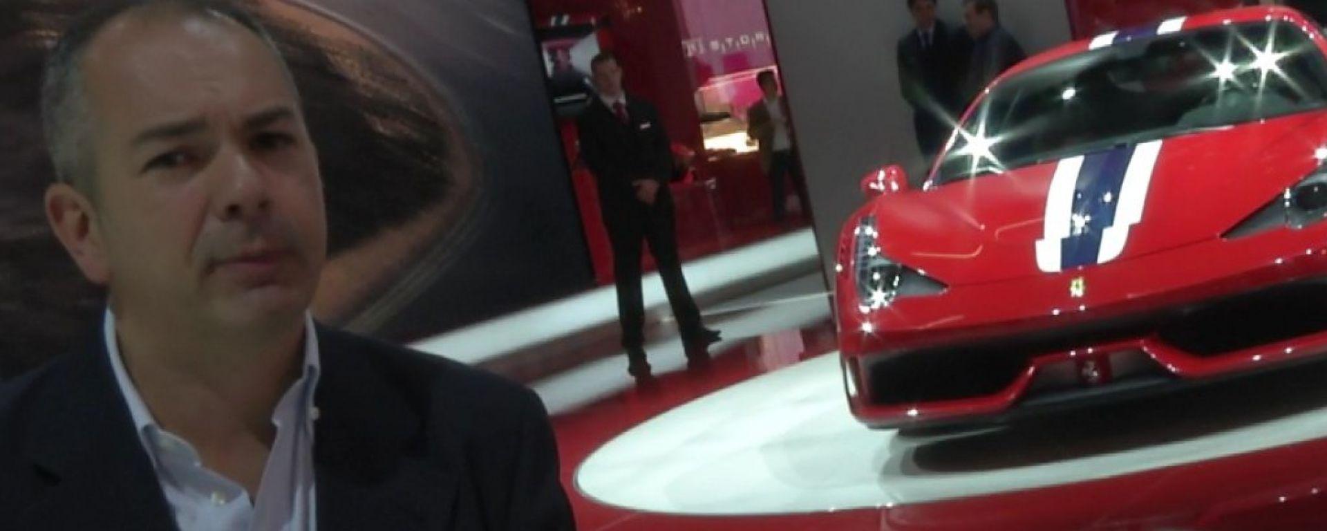 Francoforte 2013, lo stand Ferrari