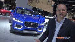 Francoforte 2013, lo stand Jaguar - Immagine: 1