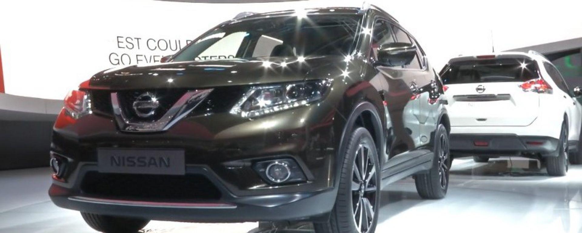 Francoforte 2013, lo stand Nissan