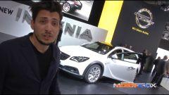 Francoforte 2013, lo stand Opel - Immagine: 1