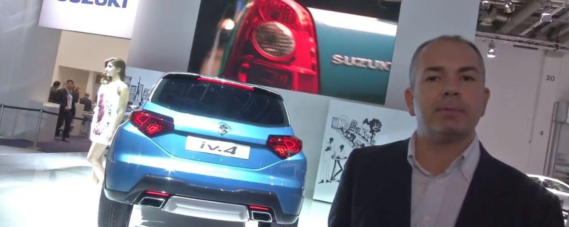 Francoforte 2013, lo stand Suzuki