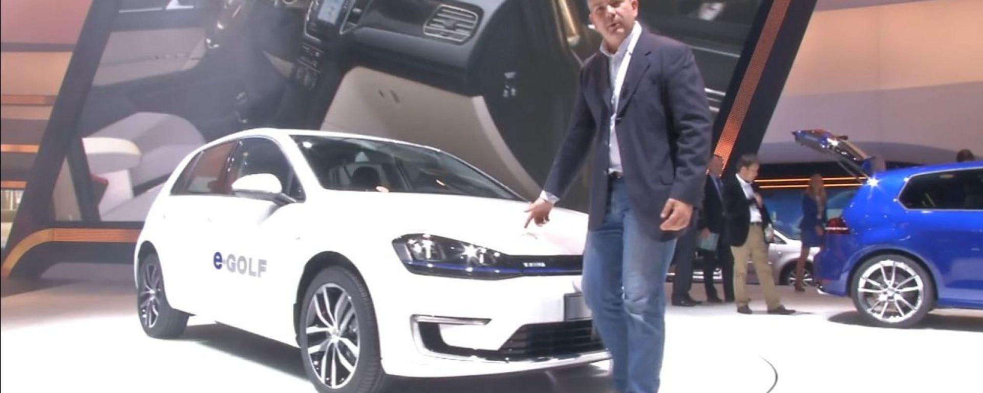 Francoforte 2013, lo stand Volkswagen