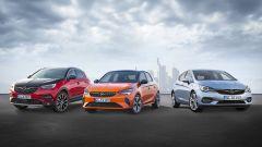 Francoforte 2019, le novità Opel: Grandland X Hybrid, Corsa e Astra