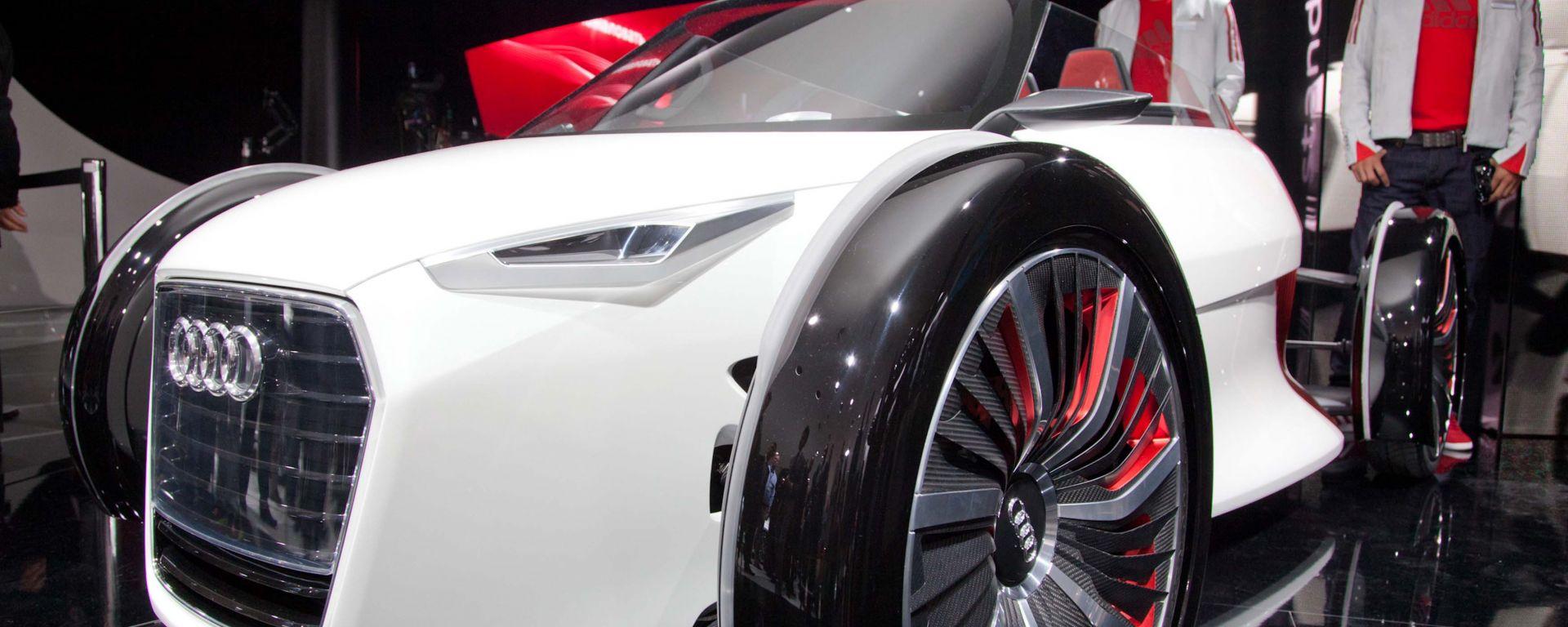 Francoforte IAA 2011: Audi Urban e A2 concept