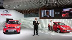 Francoforte IAA 2011: Kia GT concept e Kia Rio 2012 - Immagine: 3