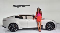 Francoforte IAA 2011: Kia GT concept e Kia Rio 2012 - Immagine: 1