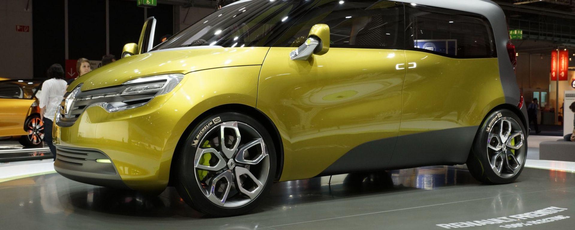 Francoforte IAA 2011: Renault