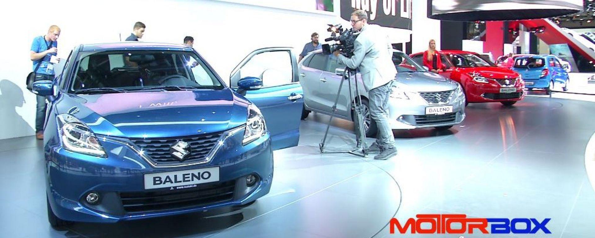IAA Francoforte 2015: le novità Suzuki