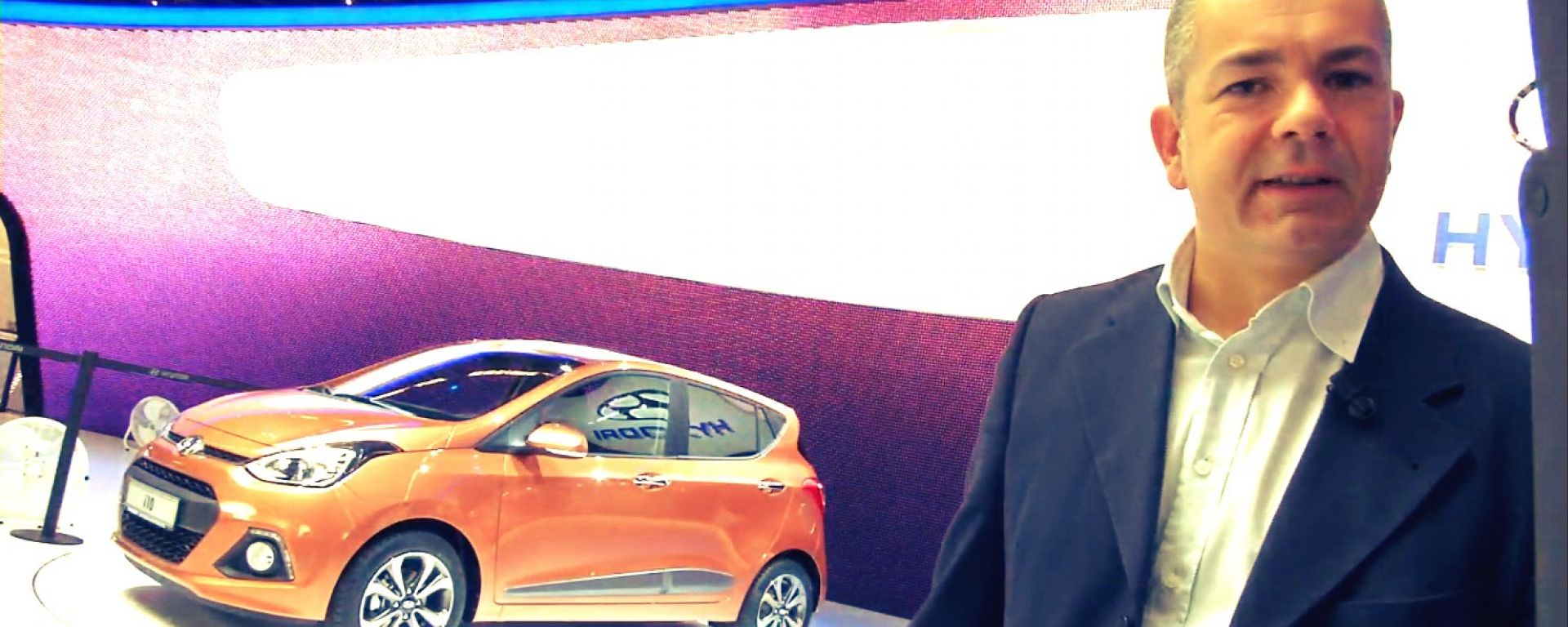 Francoforte 2013, lo stand Hyundai
