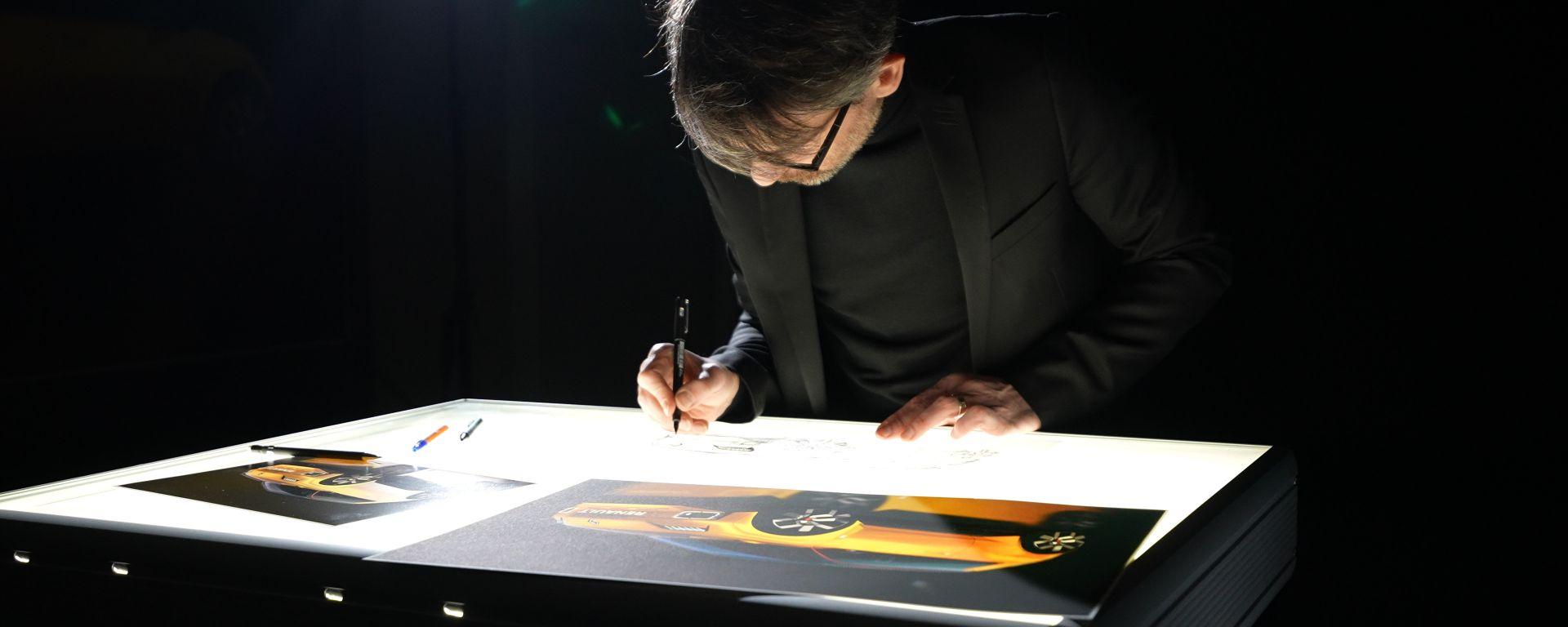 François Leboine, dal design Renault al Centro Stile Fiat Abarth