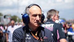 Franz Tost (Toro Rosso) nel paddock di F1