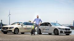 Mytaxi nel 2019 diventa Freenow: il servizio taxi europeo
