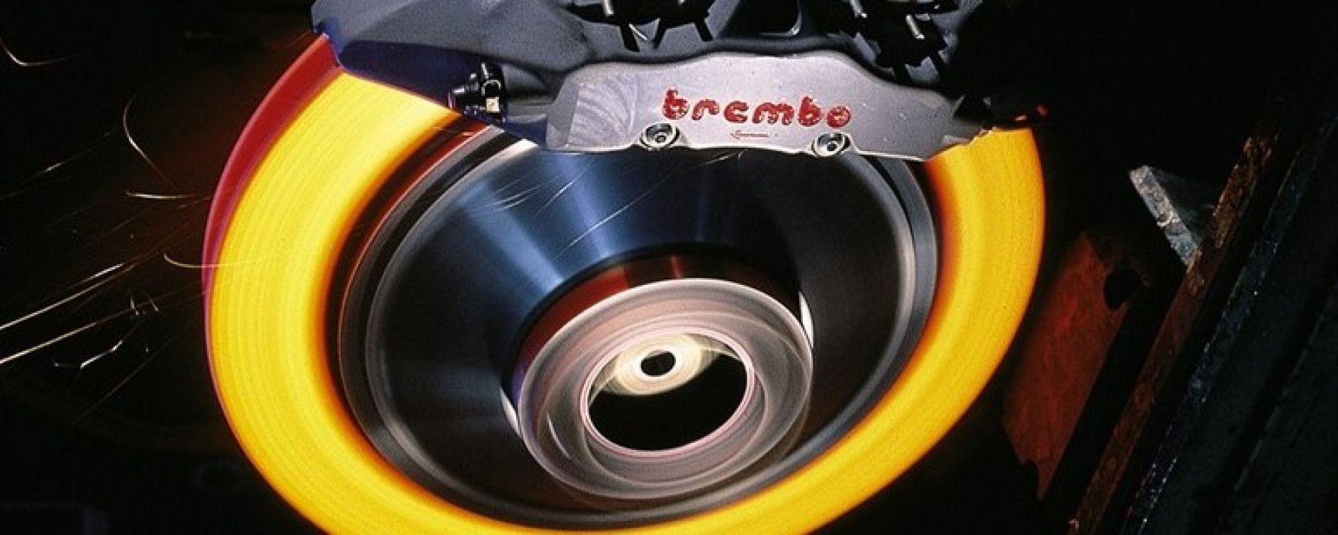 Freni Brembo F1 2017