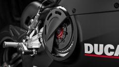 Frizione a secco sulla Ducati Panigale V4 SP