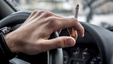 Fumare in auto: presto un gesto fuorilegge?