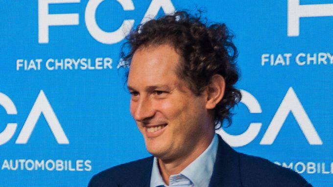 Fusione FCA-PSA: il Presidente di Stellantis John Elkann
