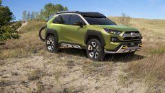 Future Toyota Adventure Concept, il Suv per il tempo libero - Immagine: 1