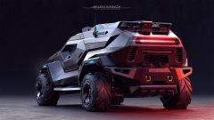 Futuro incerto? Armortruck, il SUV da 2000 CV per ogni evenienza