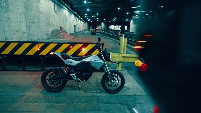 FXE è la nuova motard elettrica di Zero Motorcycles