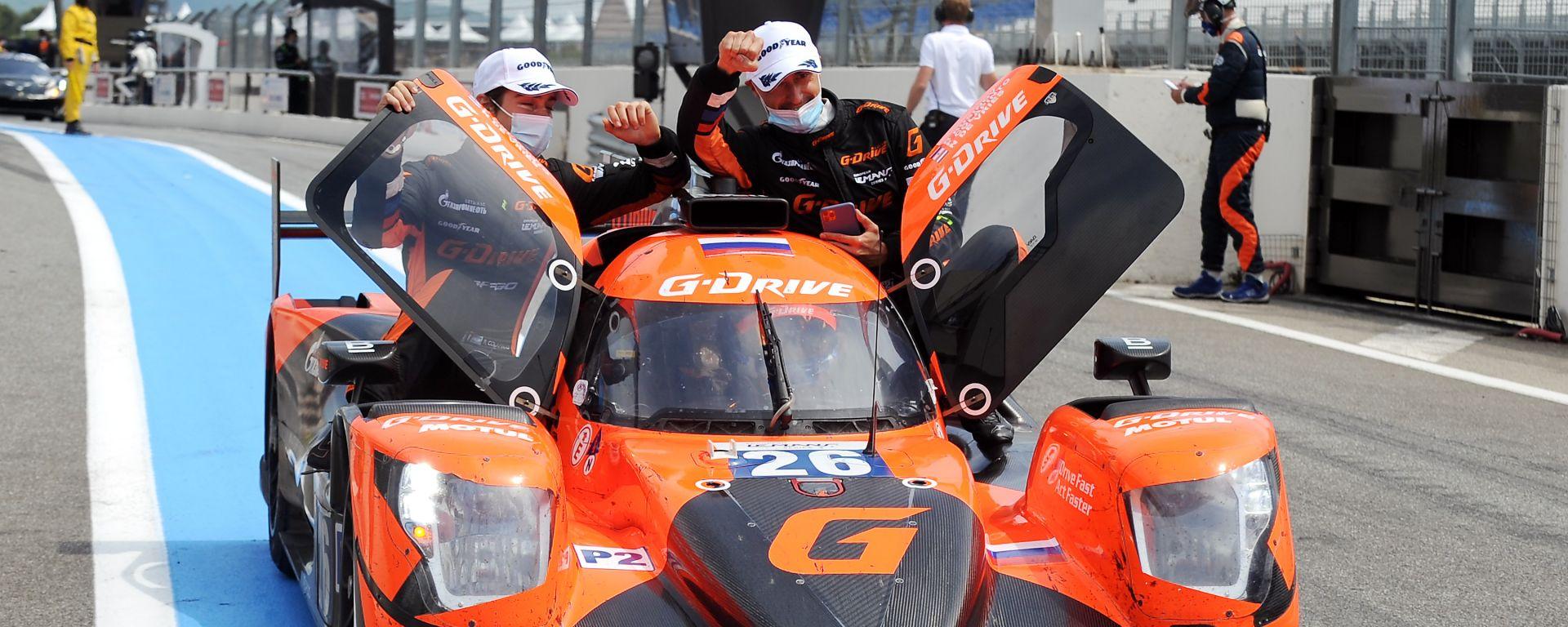 g-drive racing le castellet
