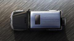 G Yachting: il tetto in metallo spazzolato