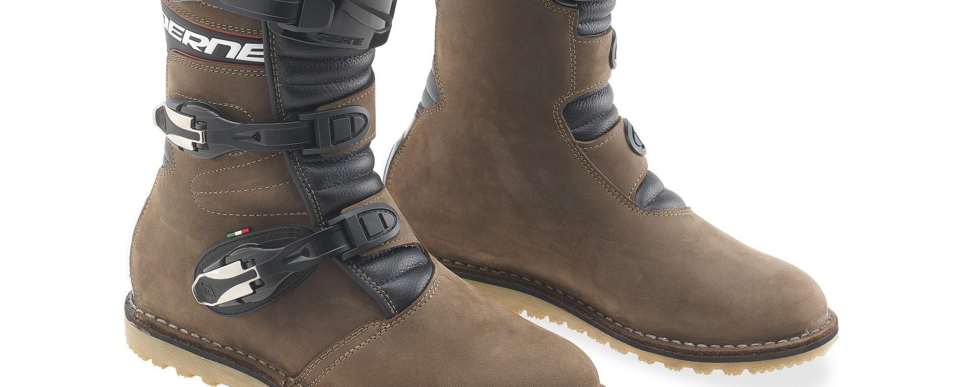gaerne stivali moto  Abbigliamento moto: Gaerne: gli stivali della gamma Touring - MotorBox