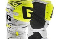 Gaerne SG12, giallo e blu