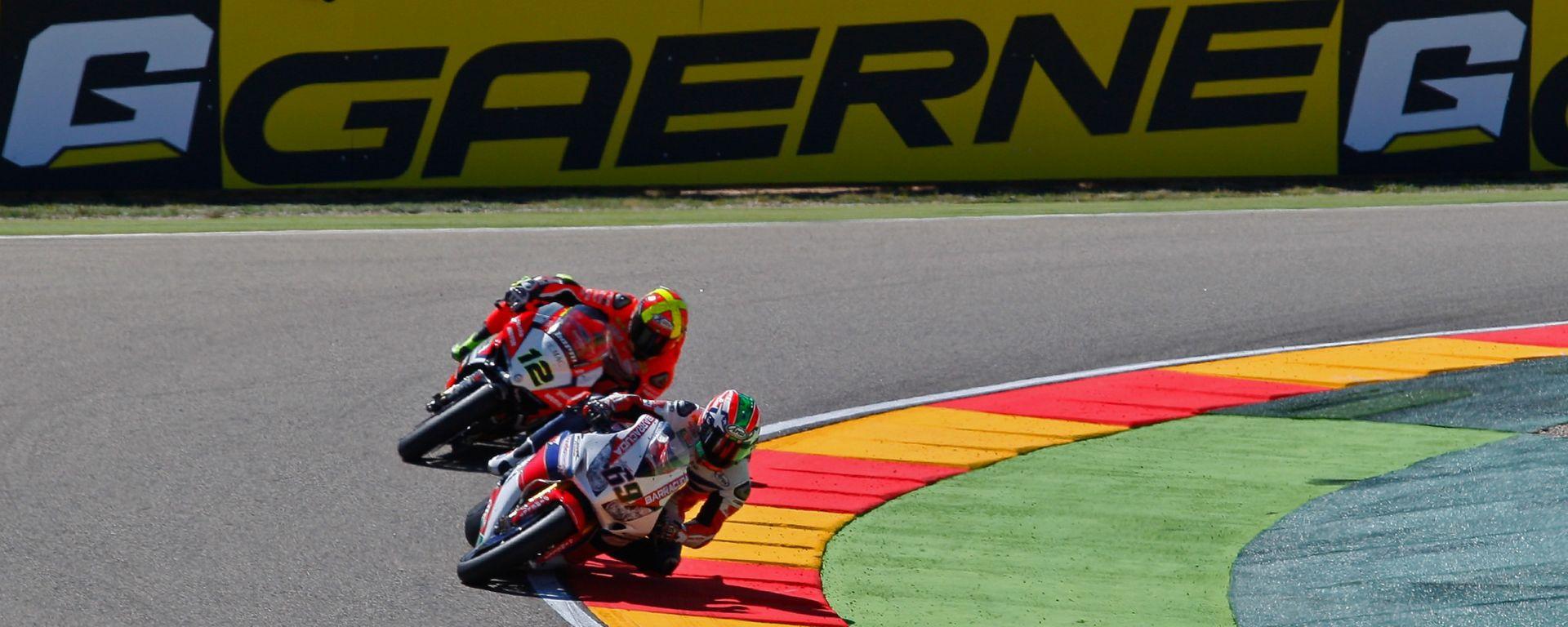 Gaerne diventa un nuovo sponsor del Mondiale Superbike