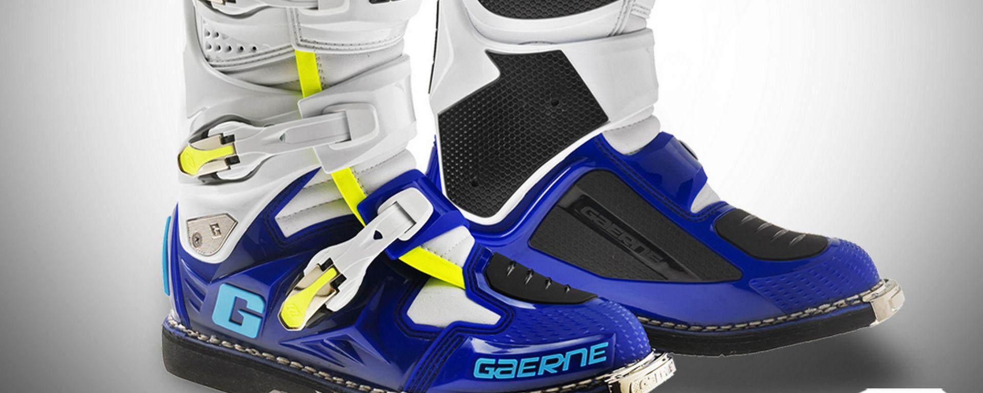 Gaerne: stivali SG.12 limited edition