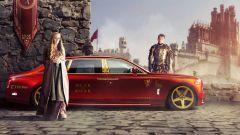 Game of Thrones: se i protagonisti avessero un'auto - Immagine: 3