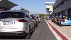 """Mercedes e le emozioni """"elettrizzanti"""", dalla GLE 63 AMG S alla Smart e-Cup - Immagine: 1"""